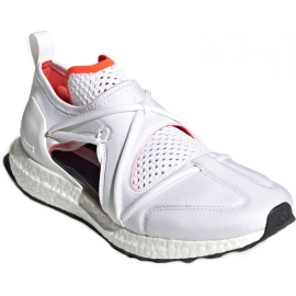 Adidas by Stella McCartney Damen Sneakers schuhe aus weißem Tech stoff