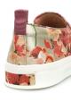 Gucci Damen Slip On aus Leder mit Blumendruck