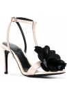 Lanvin Sandalen mit hohem Absatz aus Lackleder