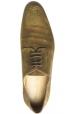 Jean-Baptiste Rautureau Halb brogue Derby Schuhe für Herren aus hellbraunem Wildleder
