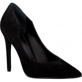 Kendall + Kylie Heels Pumps aus schwarzem Wildleder