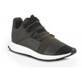 Y-3 Herren Sneaker aus khakifarbenem Tech-Gewebe
