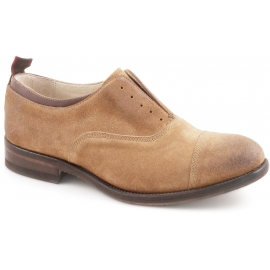 Smith's American women's Schuhe in Tabak-Veloursleder