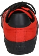 Céline Damen-Sneakers mit niedrigem Oberteil aus rotem Canvas