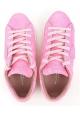 Philippe Model Damen niedrige Sneakers aus Wildleder