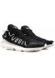 Y3 Herren Low Top Kusari schwarze Sneakers Schuhe
