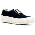 Hogan-Sneakers für Herren in blauem Stoff