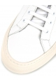 Women's Common Projects Sneaker aus weißem Leder