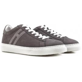 Hogan Herren Sneakers aus Wildleder