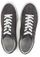 Hogan Herren Sneaker aus grauem Wildleder