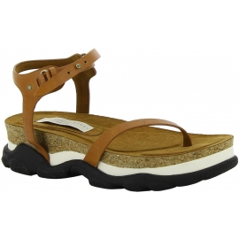 Stella McCartney Wandern Sandalen in braun vegan