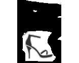 Sandalen mit plattform